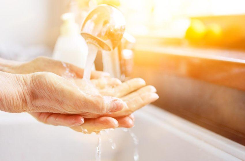 """Coronavirus, aumenta il consumo dell'acqua. La Gori: """"Ecco come evitare gli sprechi"""""""