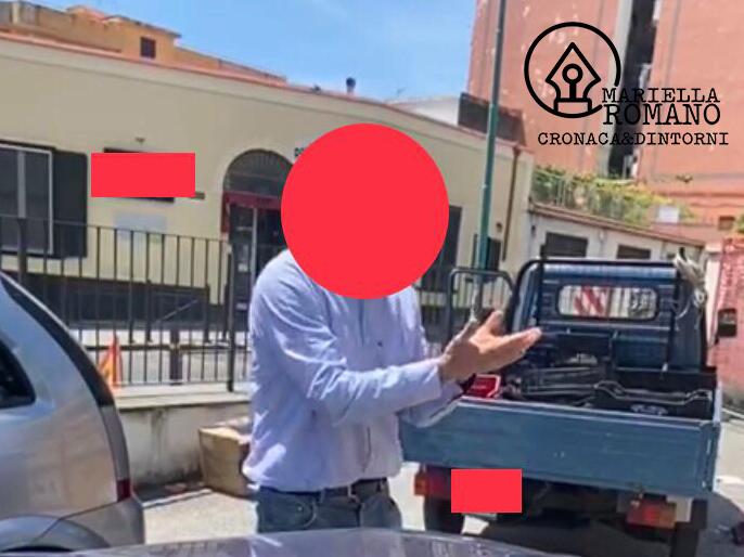 Sorpreso a scaricare rifiuti ha negato anche l'evidenza: bloccato dagli ispettori Buttol