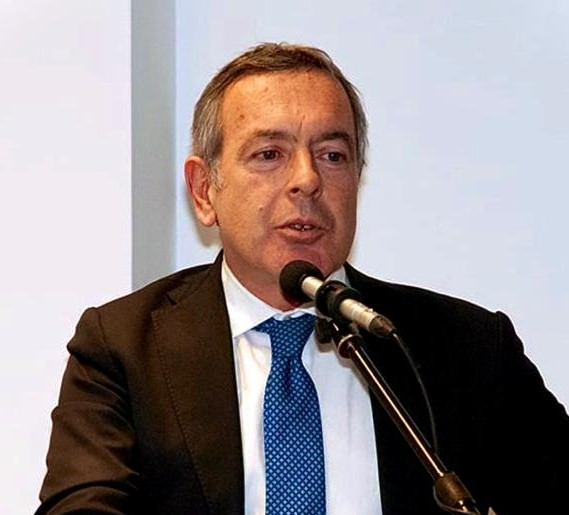 Mauro Ascione, presidente della Banca di Credito Popolare