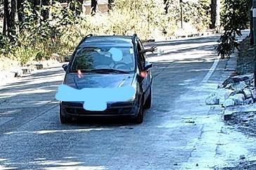 Le telecamere tracciano l'identikit di chi sporca la città