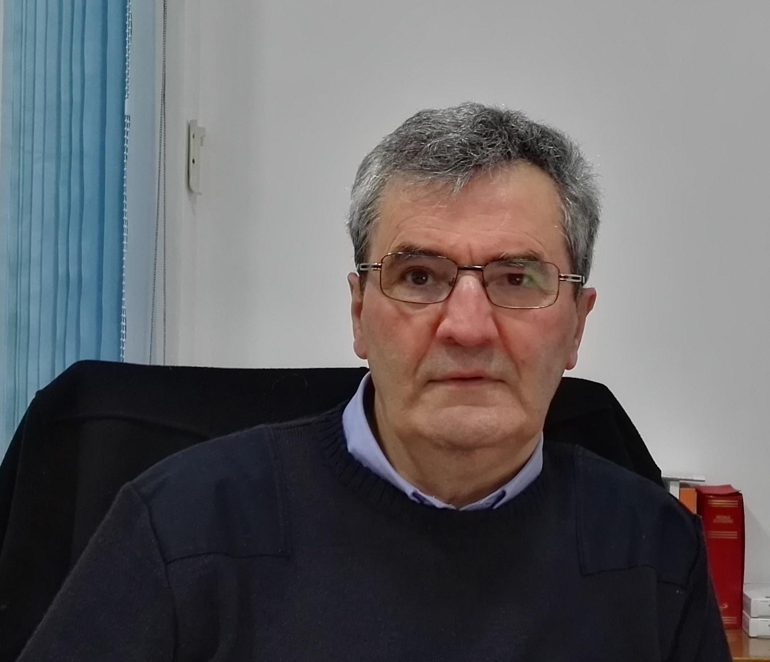 Don Nello Tombacco, ex direttore Istituto don Orione Ercolano-Napoli