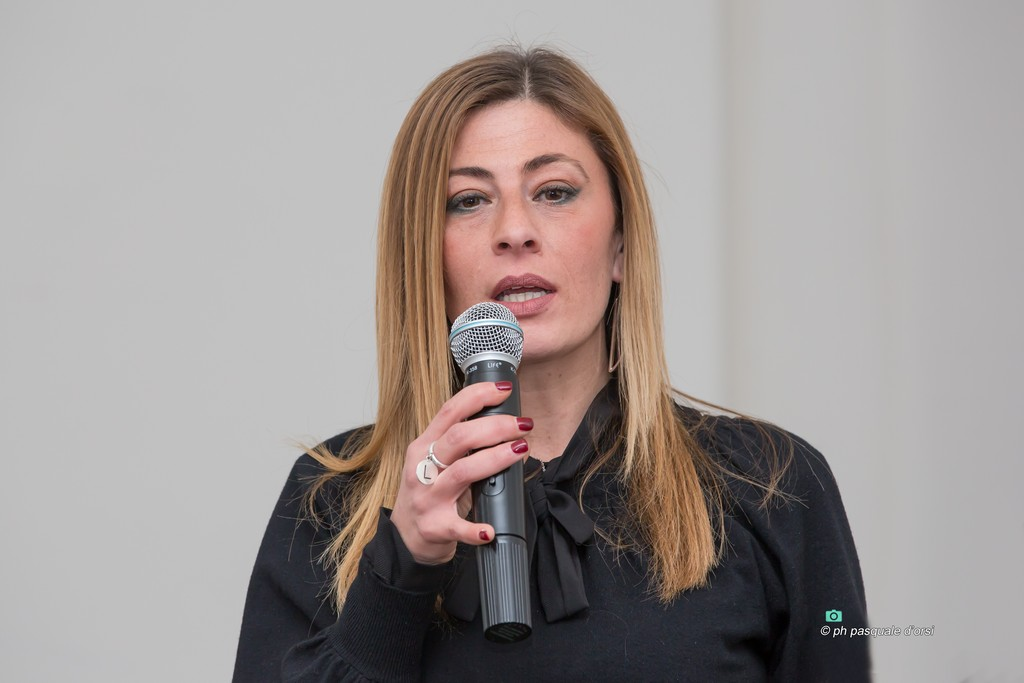 Luisa Refuto – foto Pasquale D'Orsi