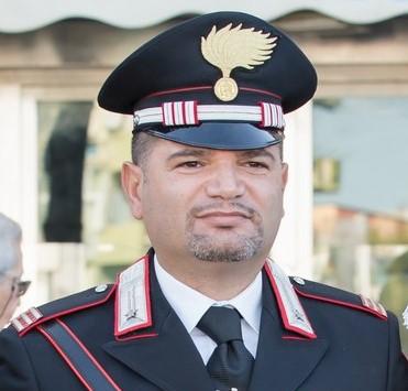 Lascia il comando della stazione carabinieri di Torre del Greco il maresciallo Di Maio