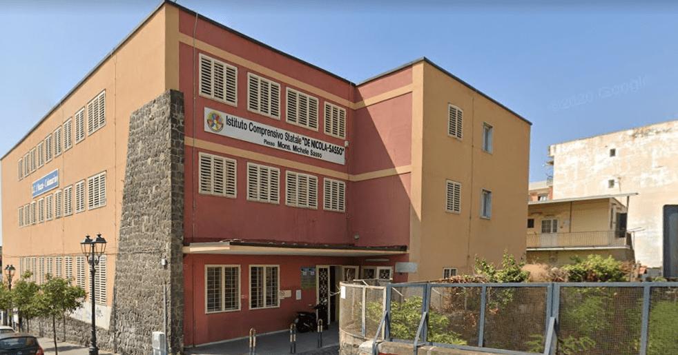 L'istituto comprensivo don Michele Sasso