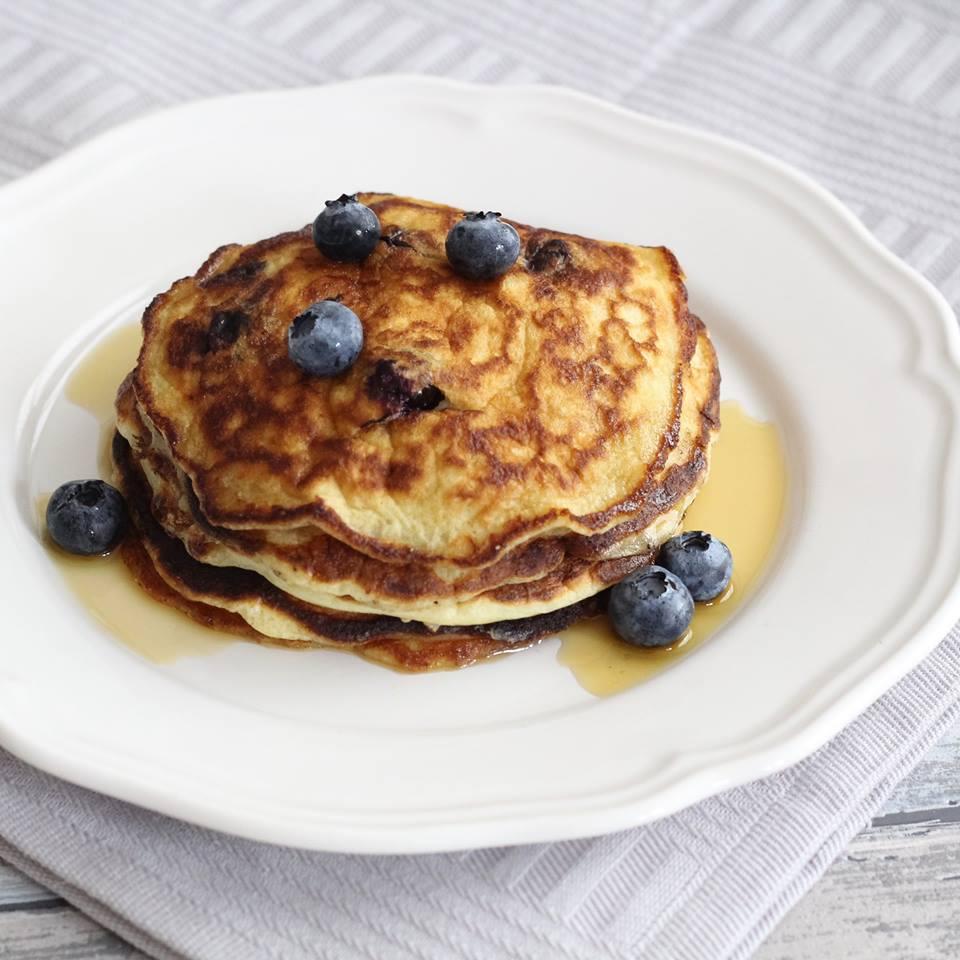 bosbessen-pancakes