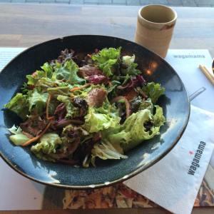 Salade Wagamama