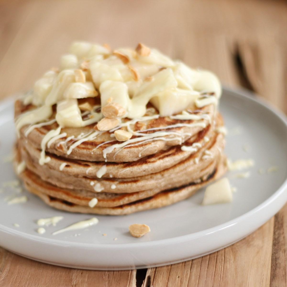 speculaas-pancakes