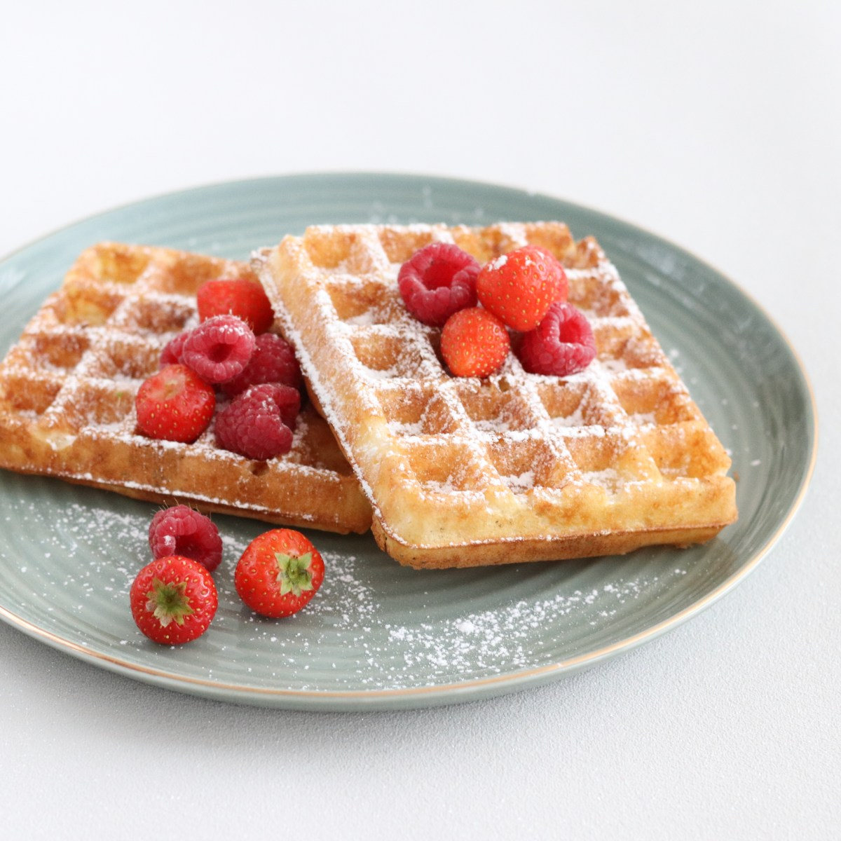 Basisrecept Brusselse wafels