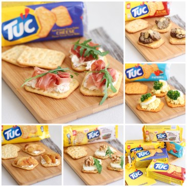 Top your TUC 5 variaties