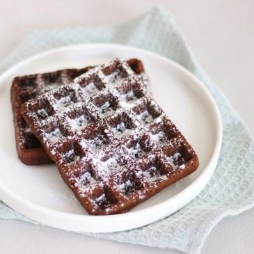 Chocolade wafels