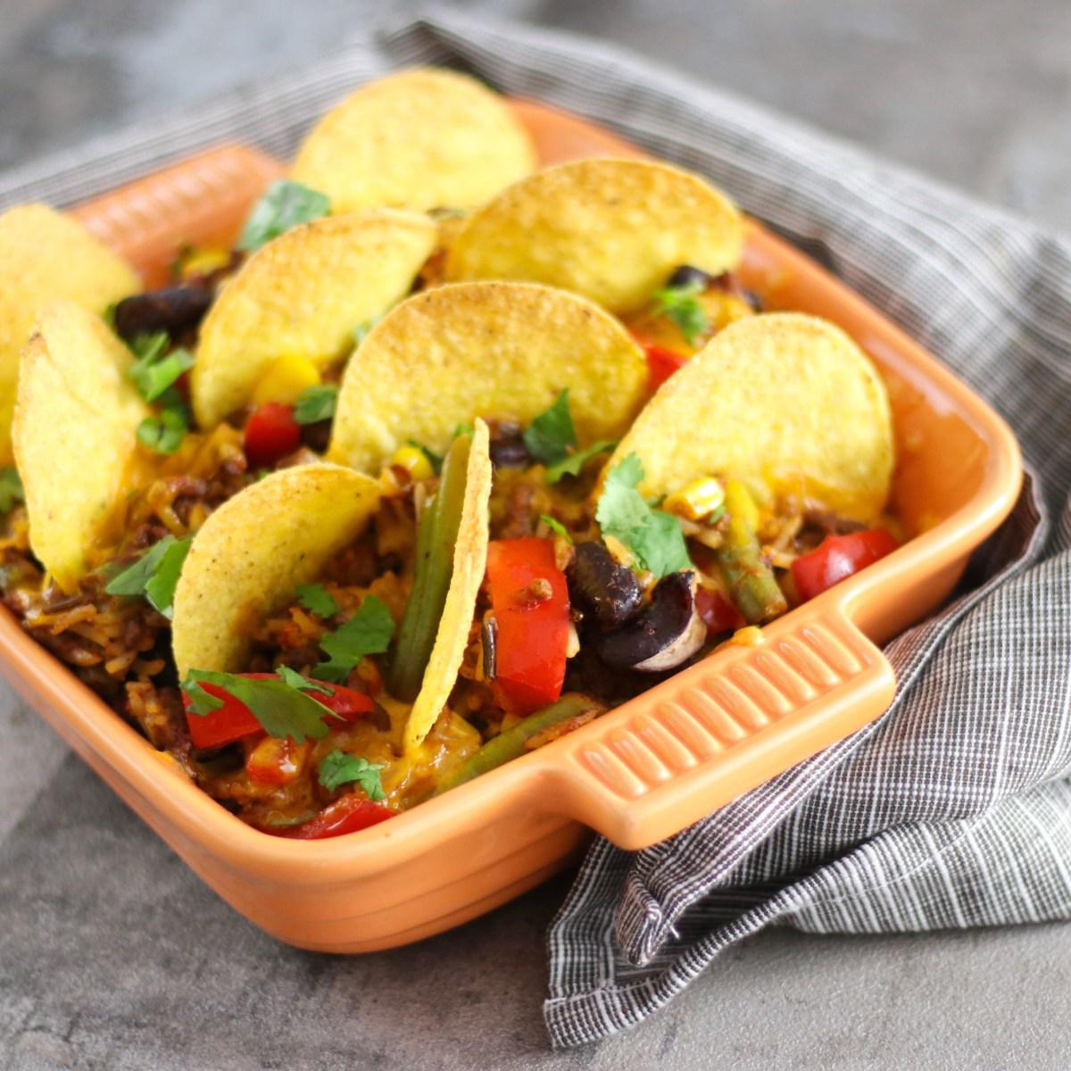 Mexicaanse chilischotel