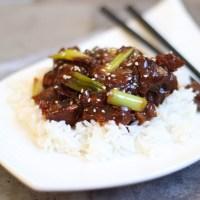 Mongools stoofvlees