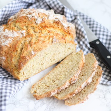 Soda bread van Chef Joan van Coffeelicious