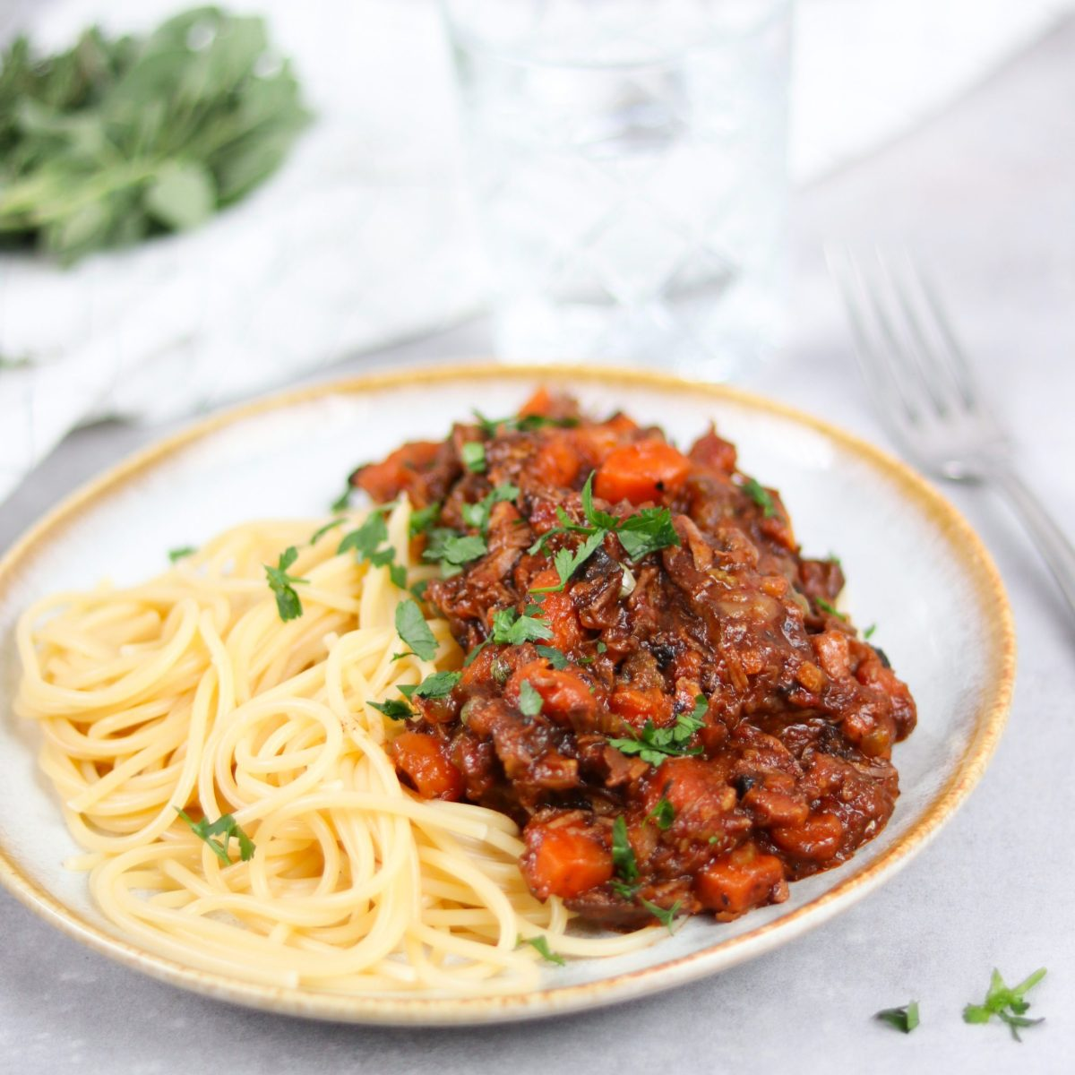 Spezzatino di manzo, Italiaans runderstoofvlees