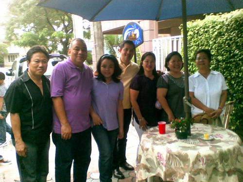 Getting together for Mariel