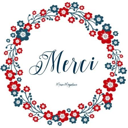 Couronne Merci par Marie-Maguelone
