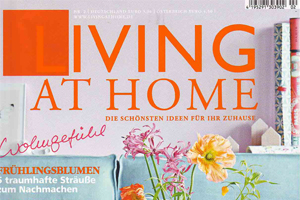 Runde Sache – mariemeers in der Living at Home