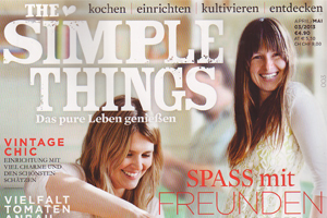 Fußschmeichler – mariemeers in The Simple Things