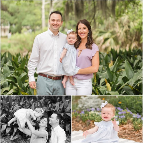 The Keppel Family | A Spring Family Session