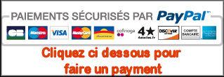 Paypal sur le site de Marie Miramont
