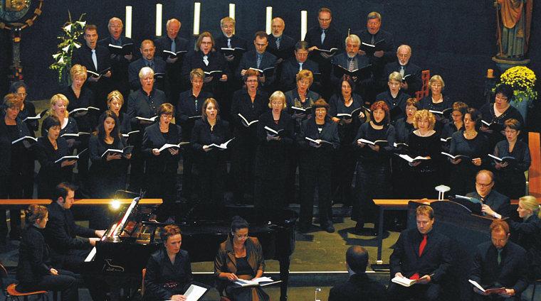 Brahms-Chor Dorsten:  J.S. Bach – Weihnachtsoratorium