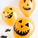 2 in 1 Halloween DIY: Jack O'Laternen