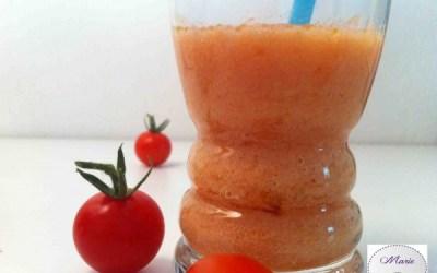 Gaspacho rouge… Marie Pop prend des couleurs !