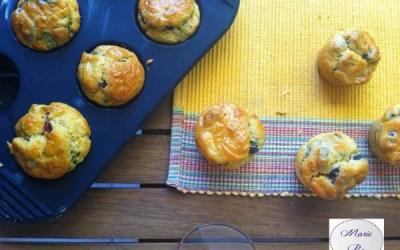 Mini Muffin Apéro Italien ! Alors à votre avis… y'a quoi dedans ?!