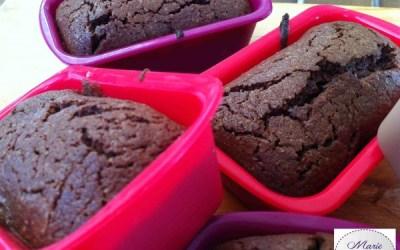 Moelleux au chocolat en mini-cakes – Marie Pop s'prend pour un lutin !