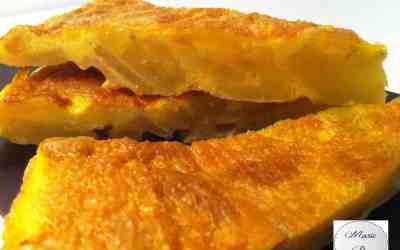 Tortilla de Patatas… Bienvenue dans la Casa de Marie pop… Olé !