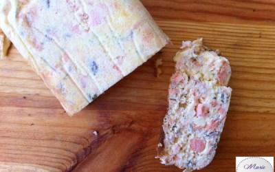 Pain de saumon à l'aneth, Marie Pop voit la vie en rose !