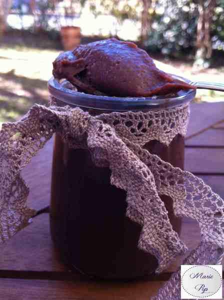 Pâte à tartiner chocolat noisettes - la recette