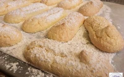 Biscuits à la cuillère… La bouchée moelleuse !