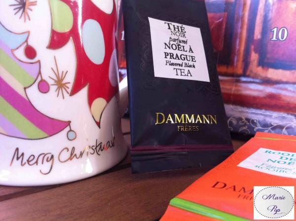 Noël se fête aussi en thé ! Dammann Frères nous emballe !