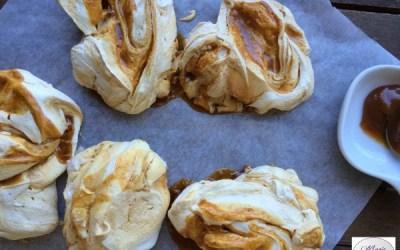 Meringues caramel beurre salé… La double gourmandise !