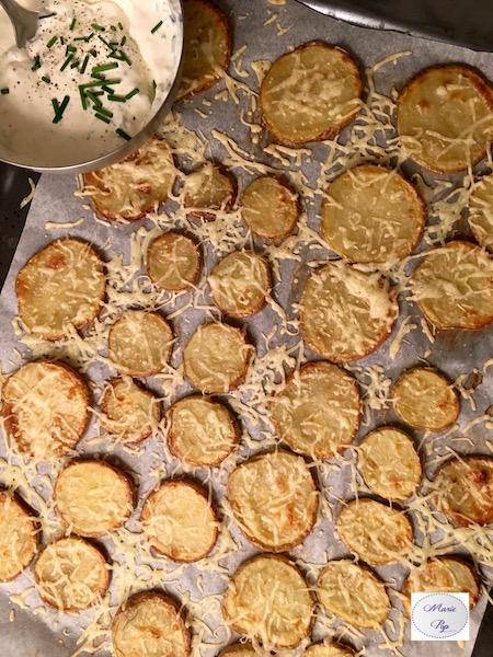 Pommes de terre fondantes - ma recette