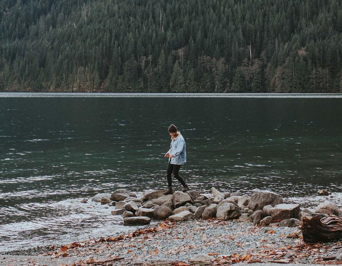 outdoor adventure influencer