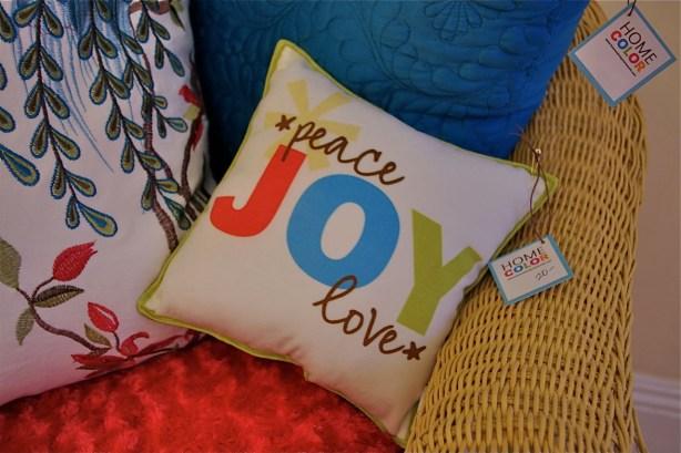 Christmas Pillows • 2012 Marie Scott
