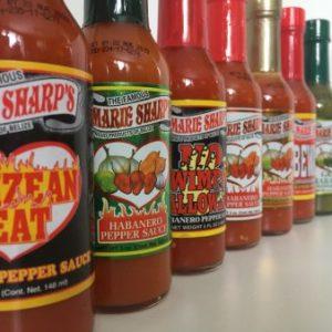 Hot Sauce 5 oz (med)