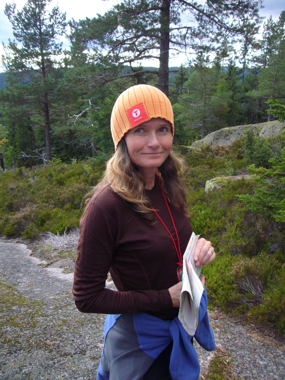 Kristin Oftedal Vinjes appelsinsjokoladekake smaker deilig!