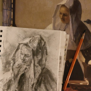 Techniques in Charcoal