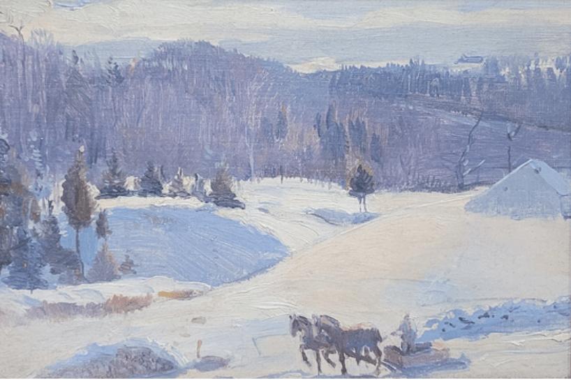 Levy, Winter
