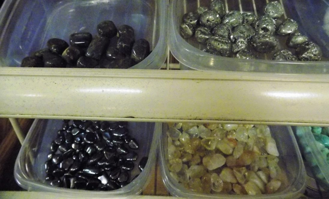 A Collection of Rocks and Stones