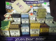Indigo Wild™ Zum Bar Goat Milk Soap
