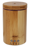 Ultrasonic Real Bamboo Essential Oil Diffuser Attractive Real Bamboo