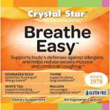 Crystal Star Breathe Easy (formerly Natural HST)