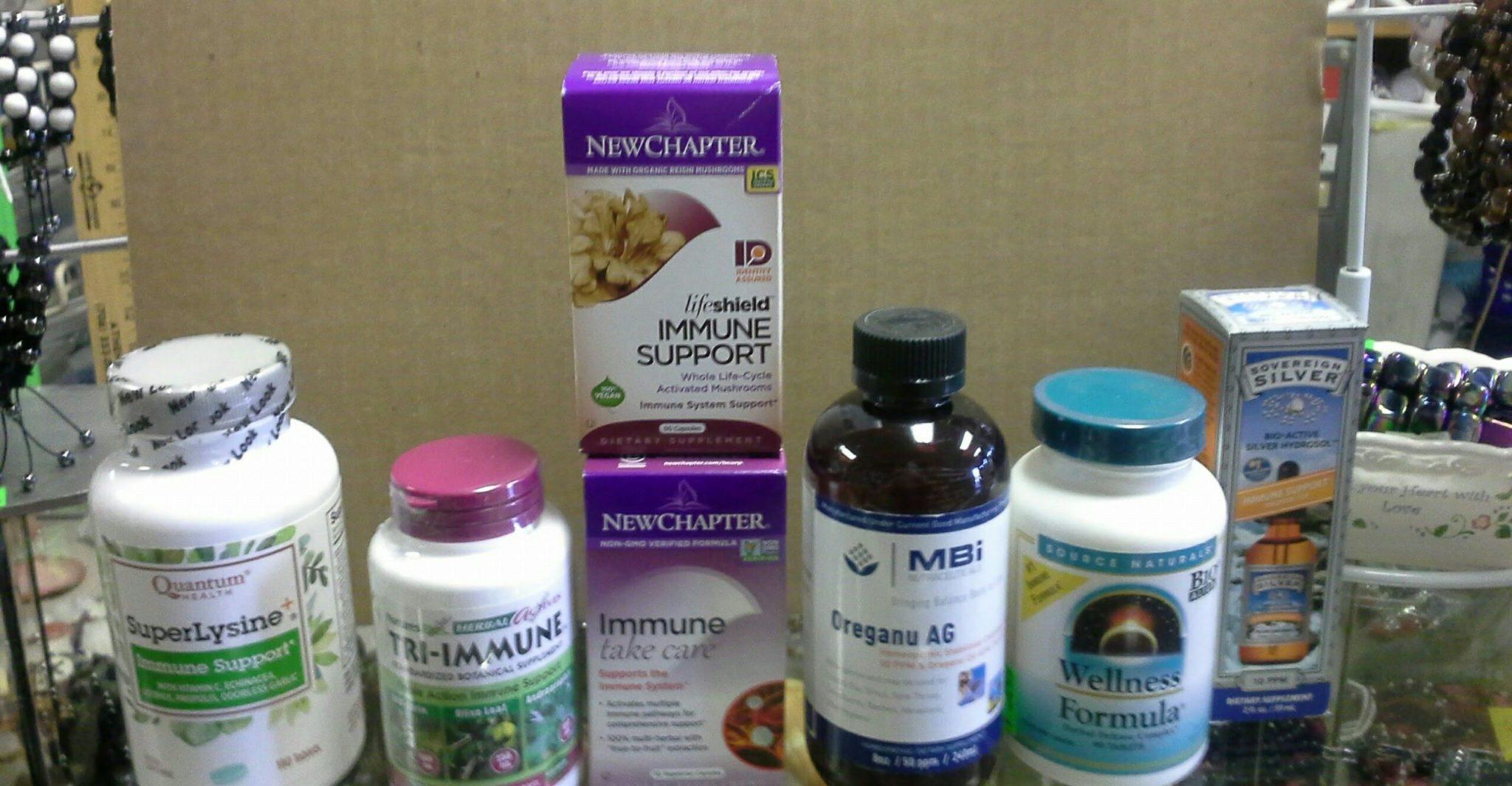 flu remedies holistic