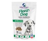 Flora Dog 20 Billion Probiotic Soft Chews