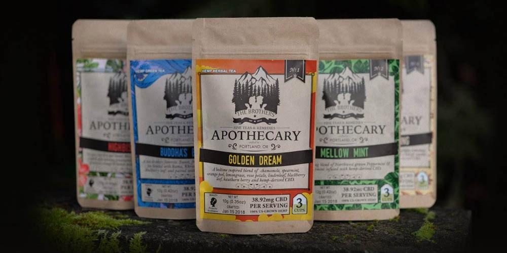 Brothers Apocathery Tea