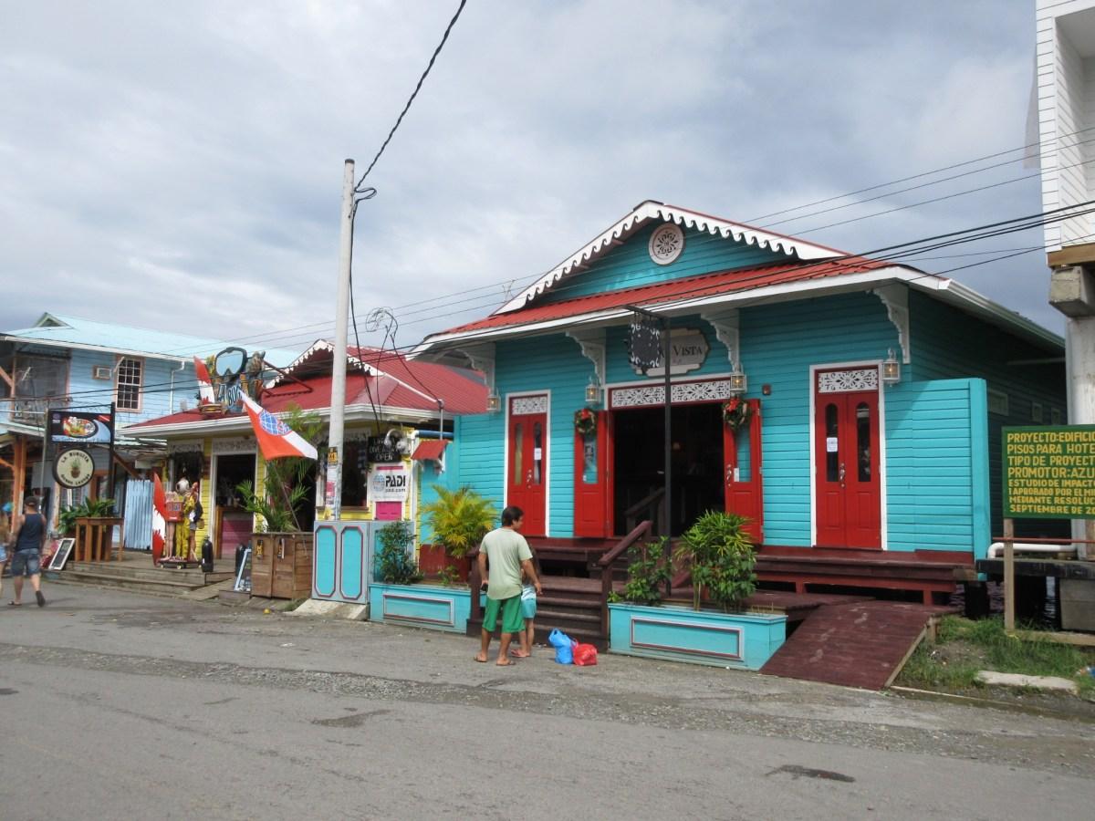 Bocas del Toro – Isla Colòn